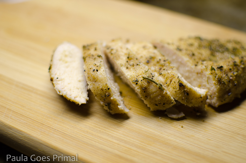 No Fuss Oven-Baked Chicken Breasts