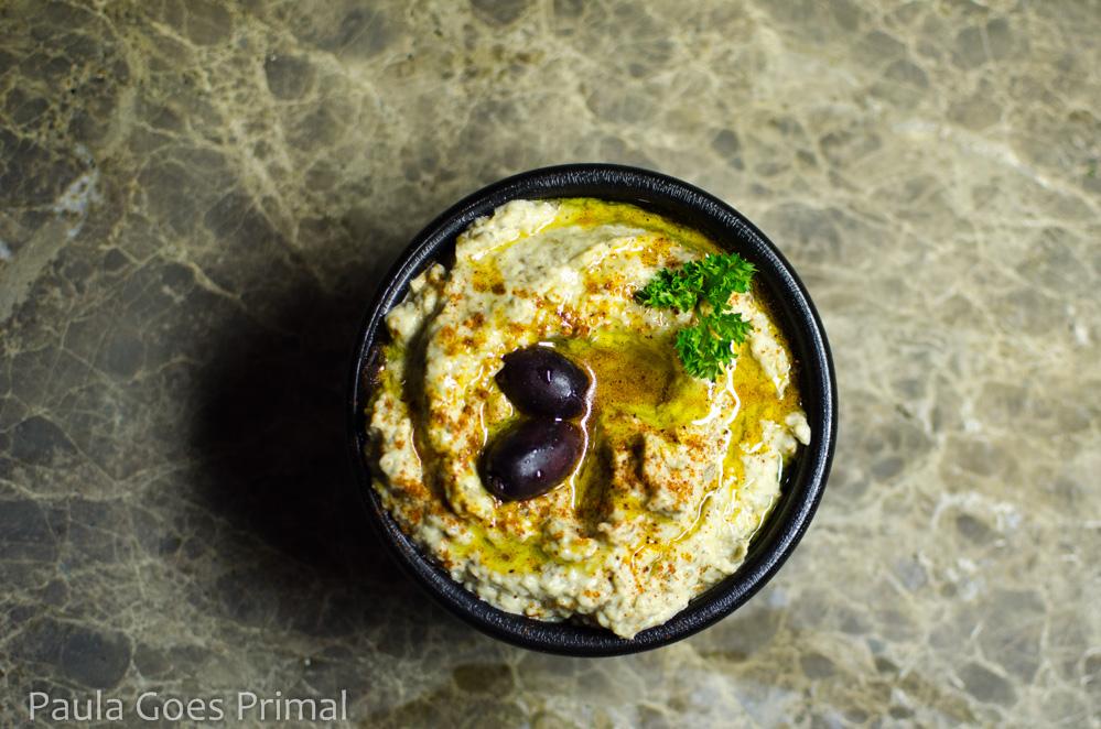 Whole30 Baba Ganoush – Eggplant Dip!