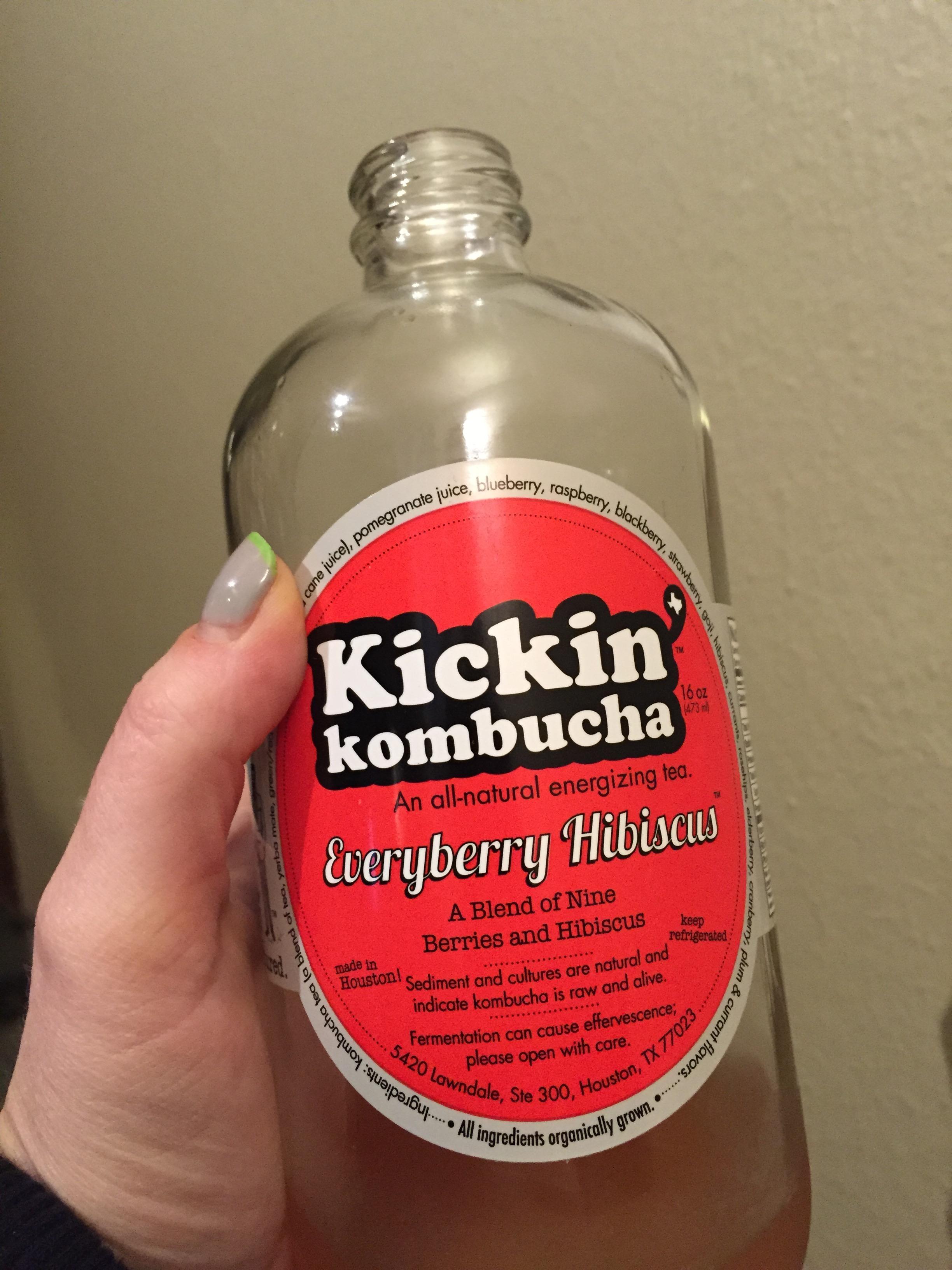 kombucha-whole30