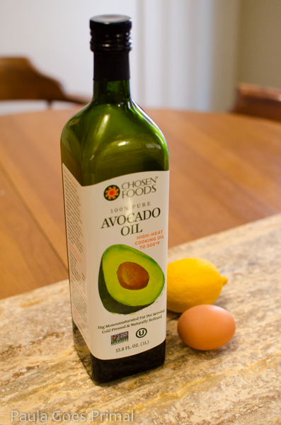 Super Easy Whole30 Avocado Oil Mayo