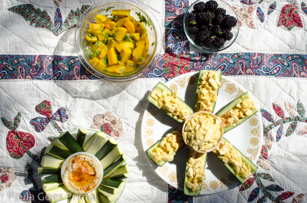 It's a beautiful day for a…Whole30 Picnic!